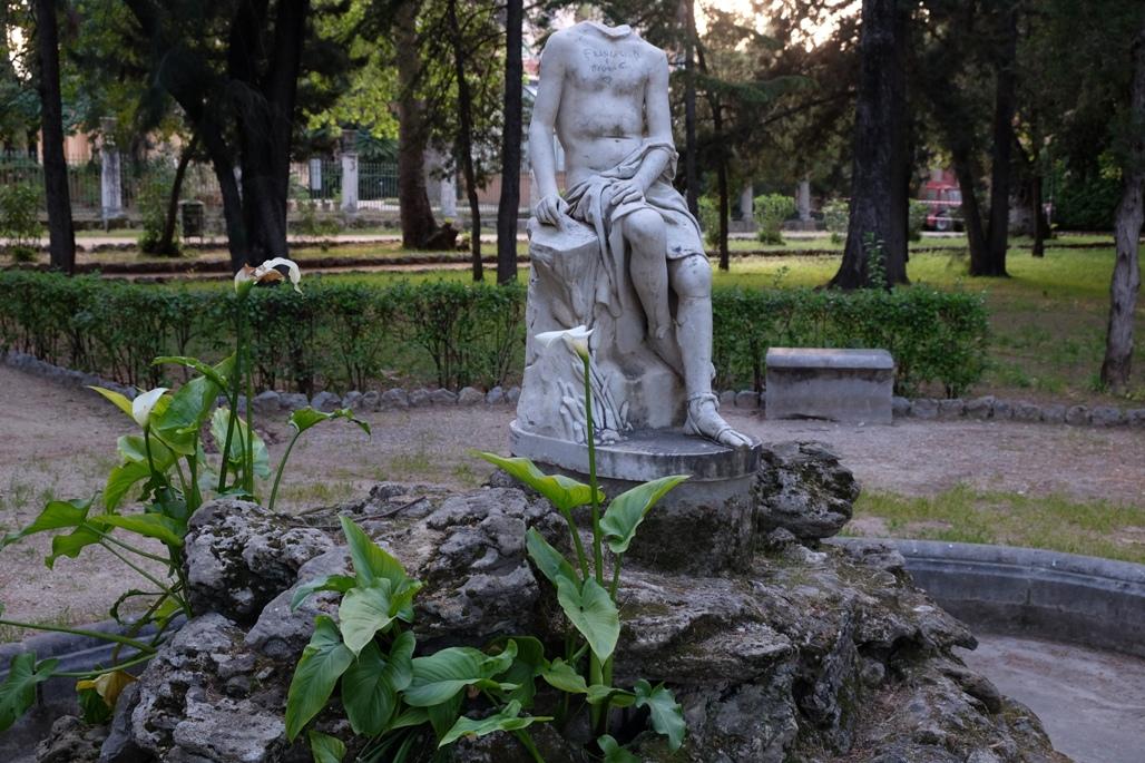 Villa Giulia Palermo Chiusa