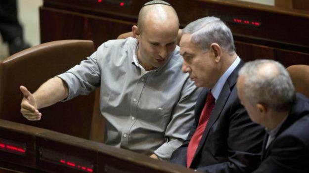destra, Focolare ebraico, governo, il premier, Israele, l'intesa, Sicilia, Mondo