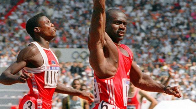 atletica, Ben Johnson, malore, Sicilia, Sport
