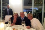 Berlusconi a cena con candidati e imprenditori: c'è anche la Pascale