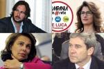 I candidati impresentabili per l'Antimafia: nomi e foto