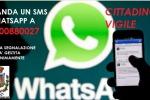 Il cittadino diventa vigile attraverso WhatsApp: iniziativa a Bagheria