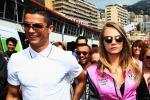 Cristiano Ronaldo e Cara Delevingne insieme al Gran Premio di Monaco: flirt tra il calciatore e la modella? - Foto