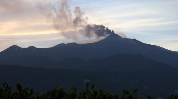 eruzione, etna, vulcano, Catania, Cronaca