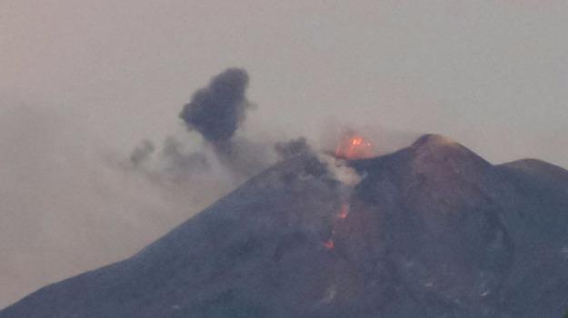 etna, tremore, vulcano, Catania, Cronaca
