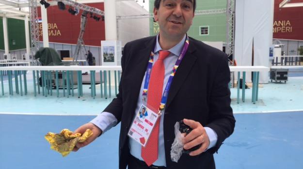 cluster biomediterraneo, expo, Dario Cartabellotta, Rosario Crocetta, Sicilia, Economia