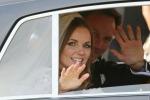 Geri Halliwell si sposa, ma le altre ex Spice Girls danno forfait - Foto