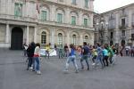 Flash Mob contro l'esclusione sociale a Catania