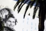 Ingrid Bergman sul manifesto del Festival di Cannes - Foto