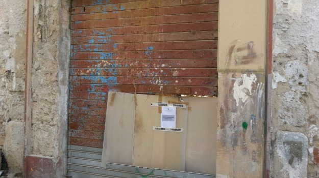 centro storico, crollo, Palermo, Palermo, Cronaca