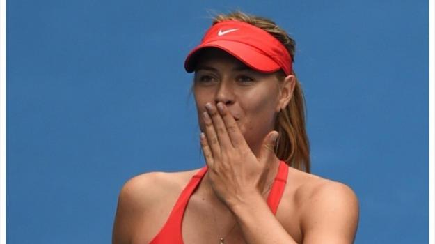 Nike, Sponsor, Tennis, Maria Sharapova, Sicilia, Sport
