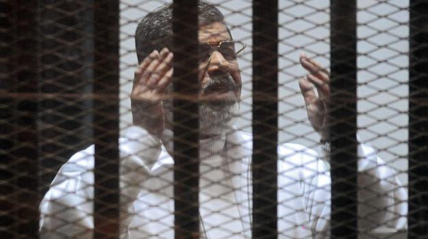 Mohamed Morsi, Sicilia, Mondo
