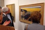"""""""Colore per la terra"""", una mostra a Ragusa omaggia Guccione - Foto"""