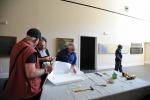 Piero Guccione, fervono i preparativi per la mostra a Modica: le foto