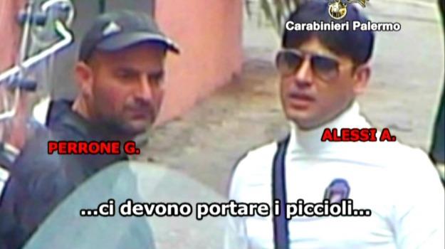 arresti, Blitz, mafia, operazione Verbero, Sicilia, Palermo, Cronaca