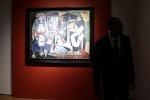 """Picasso sbanca, """"Donne di Algeri"""" battuto per 179 milioni di dollari: per un quadro è record storico"""