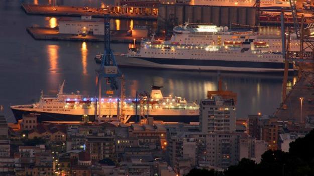 inquinamento, luci, Sicilia, Società