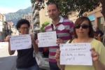 Regione, i lavoratori della Formazione tornano a protestare: sit-in contro i licenziamenti - Video
