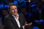 """Renzi: """"Berlusconi ha finito di rovinarci i sogni, ma ha sette vite"""""""