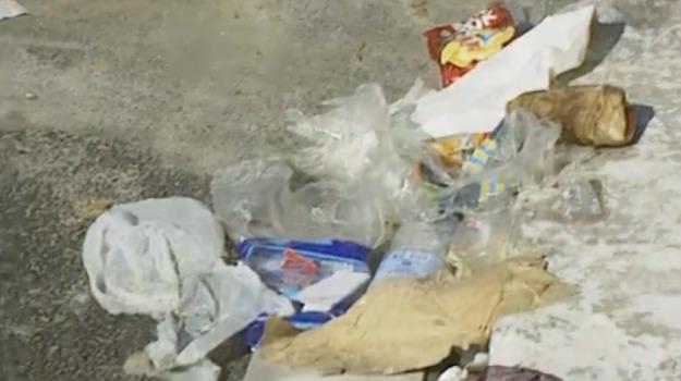 rifiuti, spiaggia sciacca, Agrigento, Cronaca