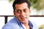 L'attore di Bollywood, Salman Khan