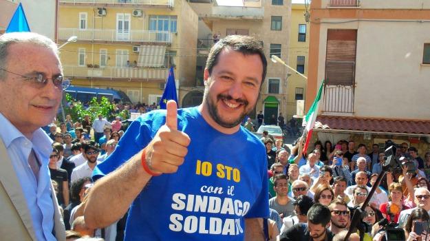 governo, intervista, Lega Nord, segretario, Matteo Salvini, Sicilia, Politica