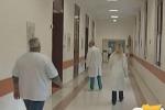 Crolla controsoffitto in un ambulatorio: paura in ospedale a Catania