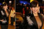 Incidente sexy a Cannes, Sophie Marceau stupisce ancora: l'attrice francese va fuori di... seno - Foto