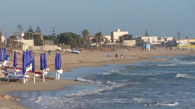 mare, spiaggia Marsala, Trapani, Cronaca