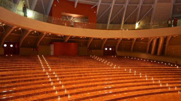Sciacca, teatro, Agrigento, Politica