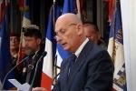 Lampedusa, visita dell'ambasciatore di Polonia