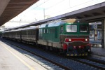 """Sul treno storico per """"Chocomodica"""", carrozze in partenza da Caltanissetta"""
