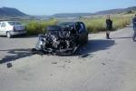 Muore un automobilista ad Acate, le foto del luogo dell'incidente