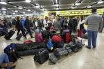 Tar annulla differimento dello sciopero, domani caos dei voli