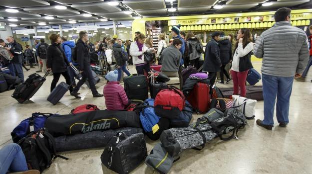 aeroporti, sciopero, tar, Sicilia, Cronaca