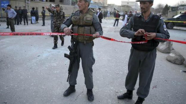 afghanistan, bomba, esplosione, feriti, Kabul, Sicilia, Mondo