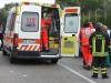 Palermo, con la bicicletta si schianta contro un'auto in via Libertà: gravissimo un sedicenne