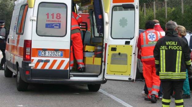 incidente campofranco, incidente palermo-agrigento, Sicilia, Cronaca