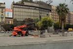 Lavoratori Tecnis in sciopero: nuovo stop per il cantiere dell'anello ferroviario