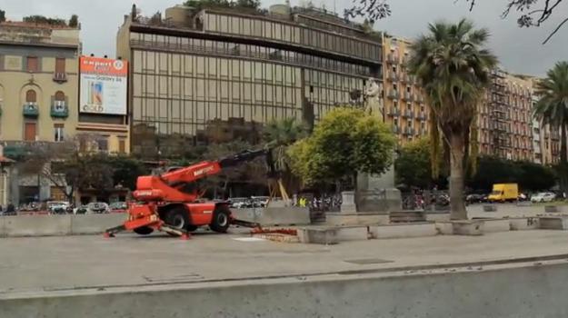 anello ferroviario, cantieri, lavori, Palermo, Cronaca