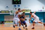 Semifinale playoff, l'Aquila Palermo cade in gara 1 a Bisceglie