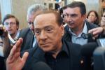 """Berlusconi: """"Posso dare ancora un mio contributo al Paese"""""""
