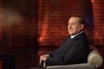 """Berlusconi: """"Voglio morire da presidente di Forza Italia"""""""