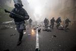 Expo, la guerriglia rovina la festa: aperta inchiesta per devastazione. Alfano: abbiamo evitato il peggio
