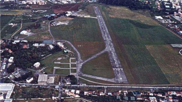 Aeroporto, boccadifalco, enac, protezione civile, Palermo, Cronaca