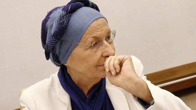 bollettino medico, tumore, emma bonino, Sicilia, Cronaca
