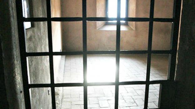 carcere, riesi, Caltanissetta, Cronaca