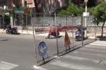 Quartiere stravolto da ruspe e cantieri «In zona viale Lazio disagi e affari a picco»