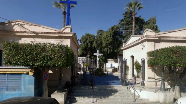Cimitero, estumulazioni, loculi, Trapani, Cronaca