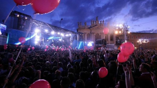 concerto, polemiche, primo maggio, roma, Sicilia, Cronaca